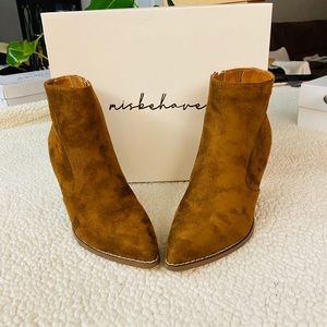 Misbehave🤩  BOOTIES💋again, worn one time🤦🏼♀️